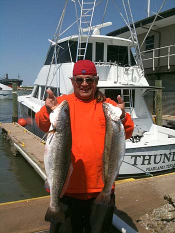 Galveston bay fishing guide salty soul guide service for Galveston fishing guides